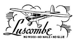 La devise de Luscombe était , pas de bois , pas de clous, pas de colle.