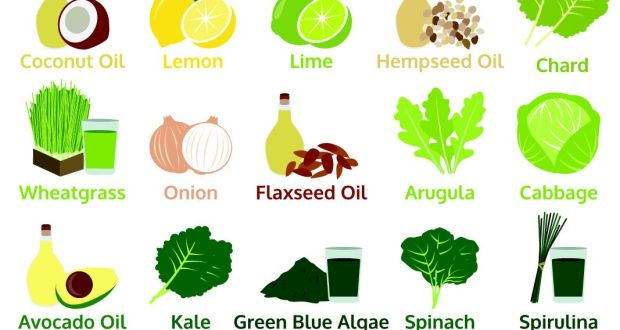 20 best detoxing foods