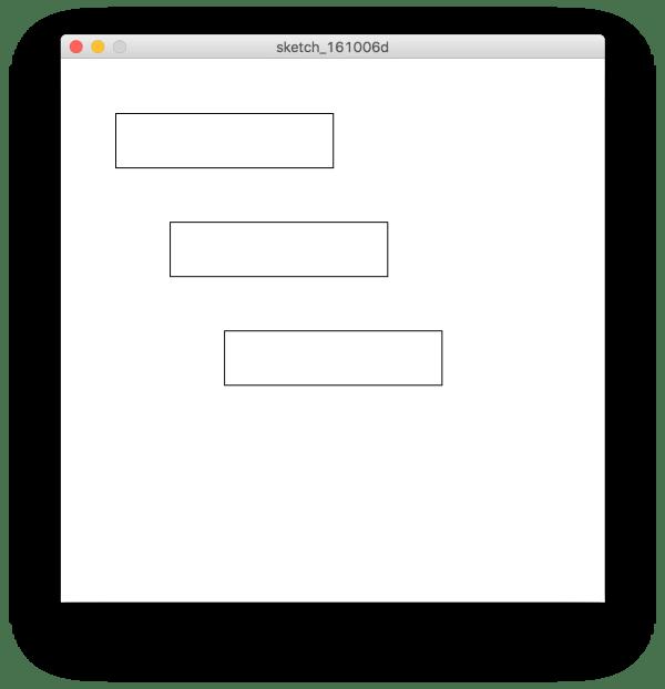 Translate() in processing è una funzione additiva