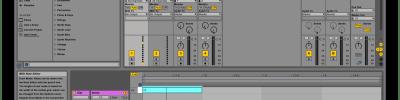 Processing e Ableton: sincronizzare musica e visual via MIDI