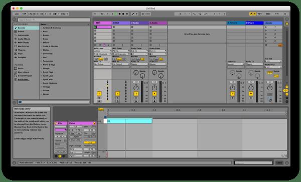MIDI Clip