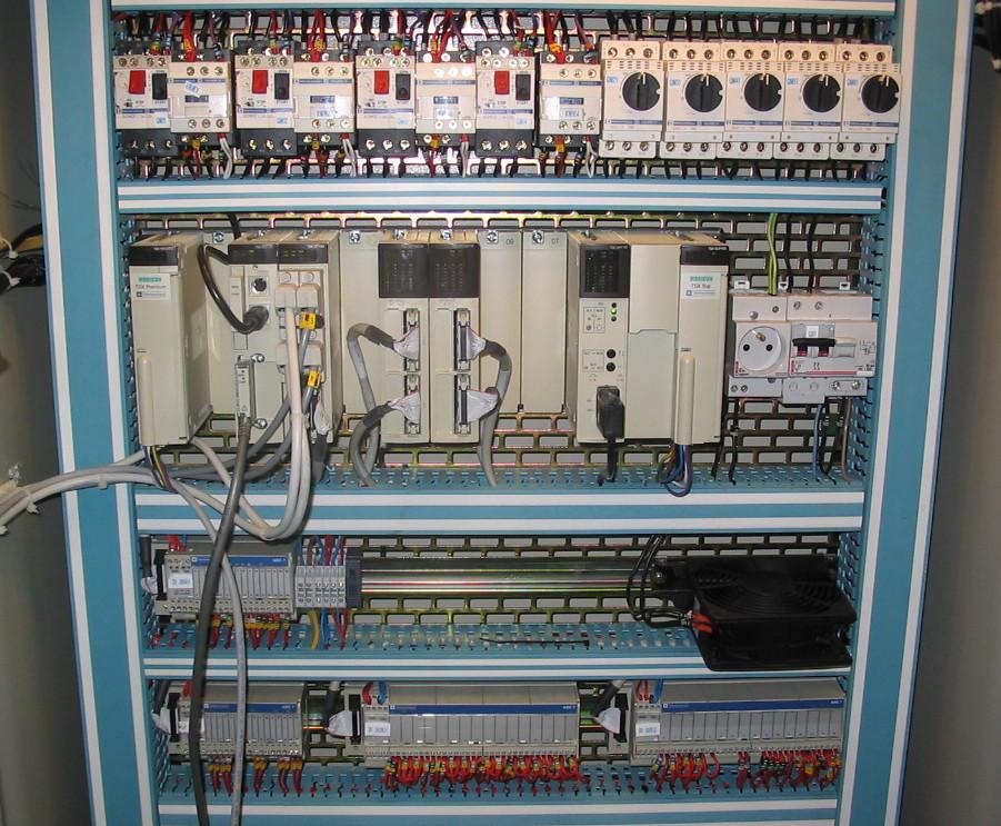 REALISATION DE TABLEAUX ELECTRIQUE