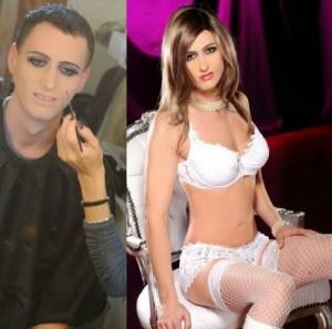 Crossdresser,Transgender,Crossdressing,Travesti