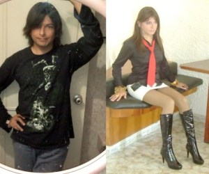 Crossdresser,Transgender,Crossdressing,Travesti