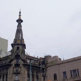 Die Confitería del Molino, eines der ältesten Kaffeehäuser, war zeitweise Regierungssitz. Heute leider wegen dringendem Renovierungsbedarfs geschlossen