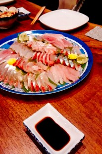 World's best Sashimi