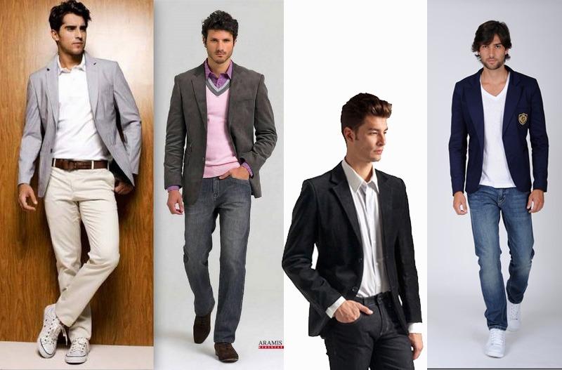 Dicas de looks masculinos para natal e ano novo