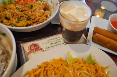 Vietnamese Food from Pho Lee