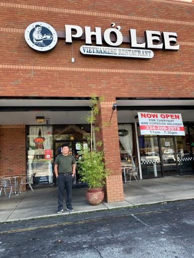 The Pho Lee Restaurant