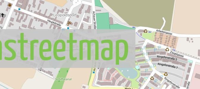 Openstreetmap für Einsatzkräfte