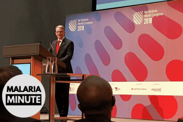 Malaria Minute | Malaria World Congress | Sunday 1st July