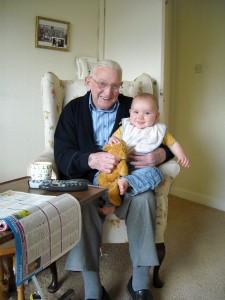 Grandad and Matt