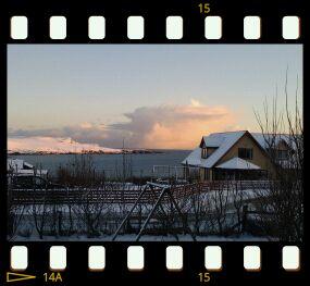 Shetland Skies