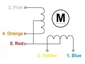 Controlando um Motor de Passo 5v  Arduino | Blog FILIPEFLOP
