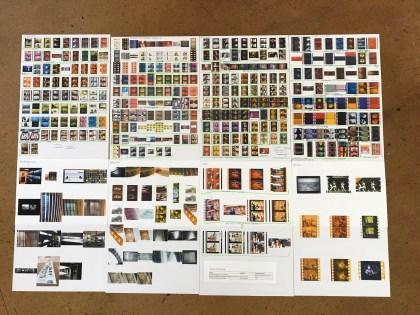 01 Arbeit an Ausstellungskonzeption_Exponaten