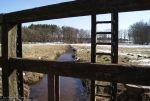 Bewässerungskanal, Heide