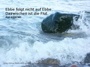 Ebbe-Flut