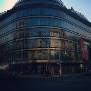Friedrichstrasse Berlin Gallery Lafayette