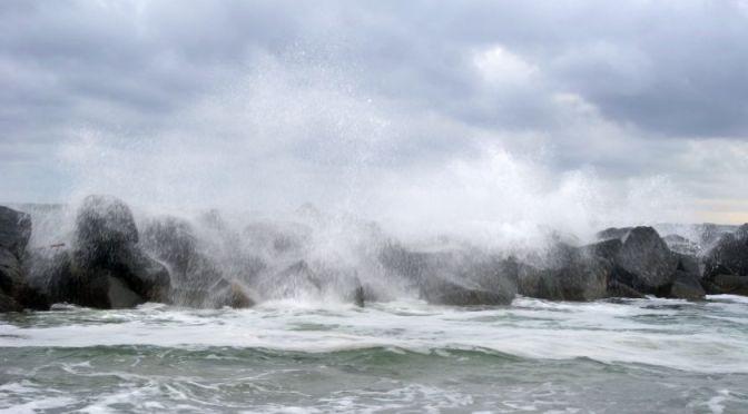 Helgoland, Sturm, Stille in dir