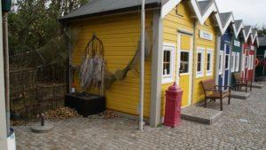 Hummerbuden Helgoland