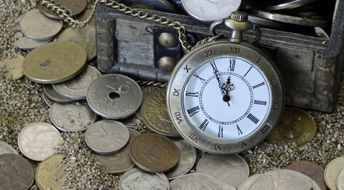 Tausche Zeit für ein bisschen Geld