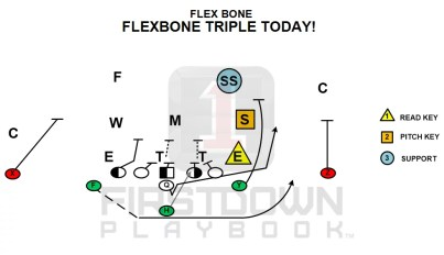 FirstDown PlayBook FlexBone Offense To Grow - FirstDown PlayBook