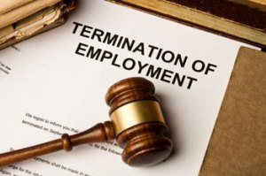 common law rights on termination