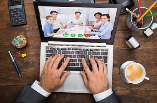 corporate virtual meetings