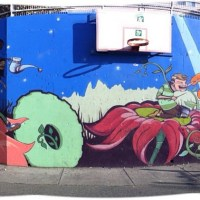 The Mural at Bergerson Terrace