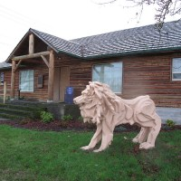 Carlson Scott Cabin in Yelm