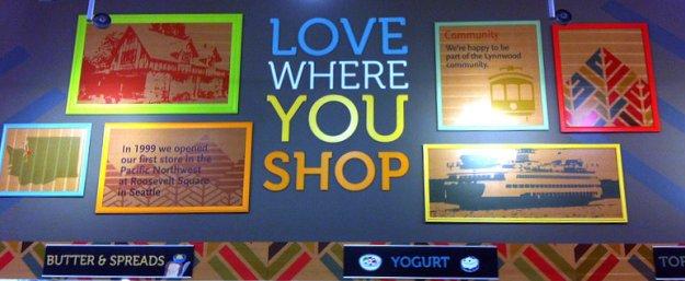 Love Where You Shop
