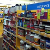 Buy some endurance at the Vitamin Shoppe