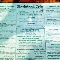 Storiebook Cafe, Glen Rose