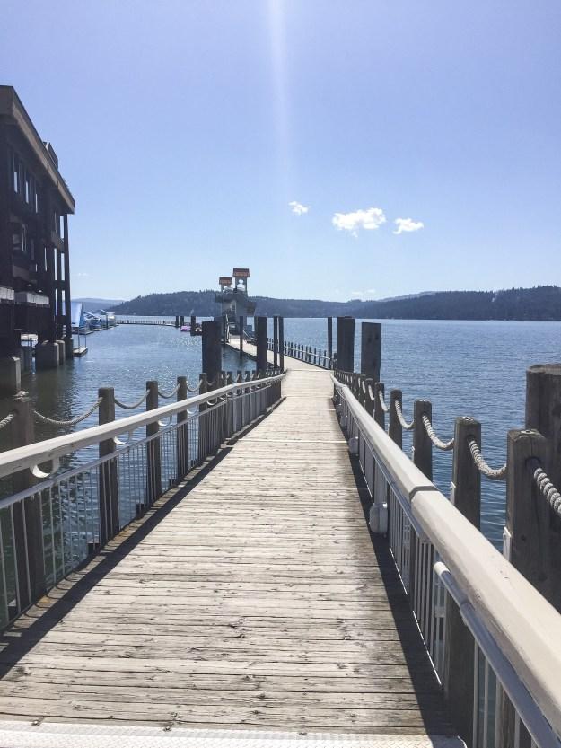 The World's Longest Floating Boardwalk