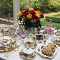 Lakewold Gardens Beautiful Tables Showcase