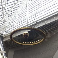 Principia, the world's largest Foucault pendulum