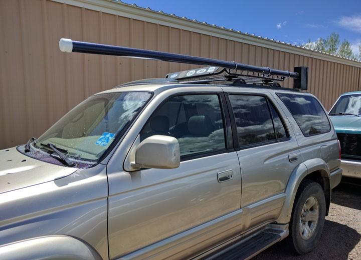 Diy A Fly Fishing Rod Rack Amp Carrier Blog Fishwest Com