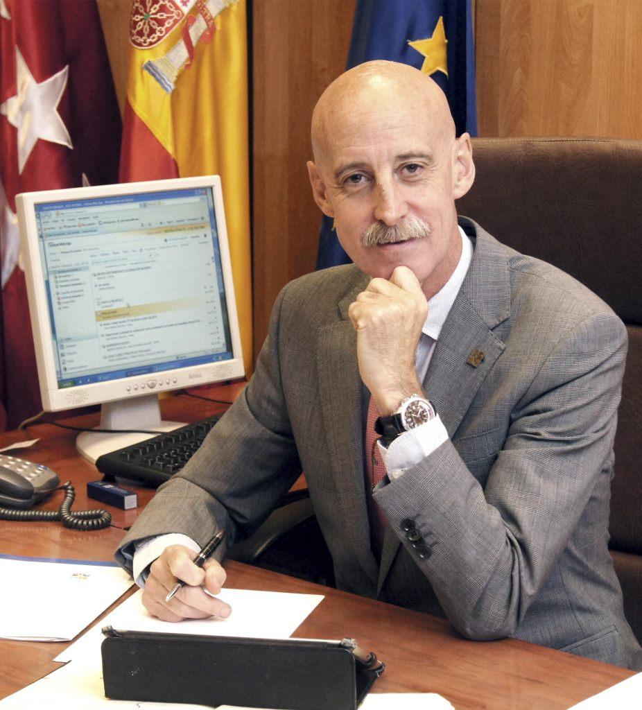 José Antonio Martín Urrialde