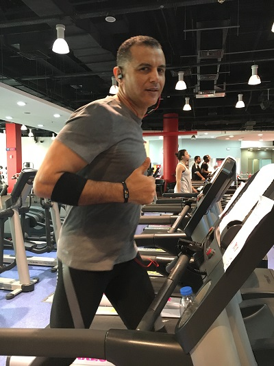 The MYZONE 25 Million Calorie Challenge - Male Winner