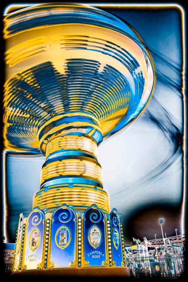 Solar Spin by Vanessa Velez DeGarcia
