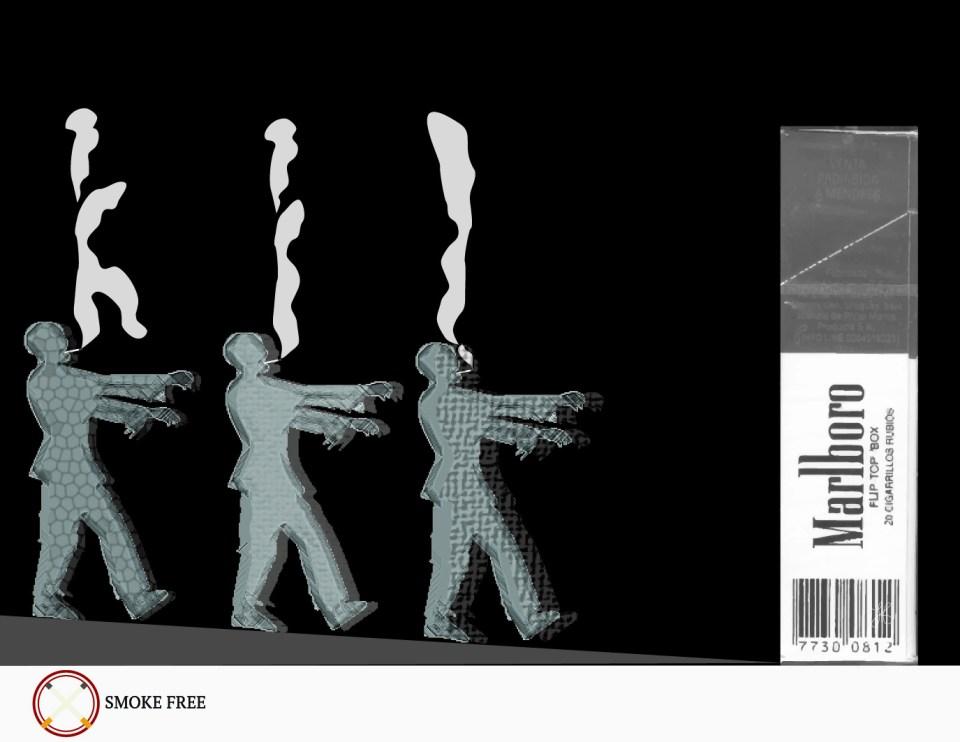 "Julian Acevedo's ""Smoke Free"""