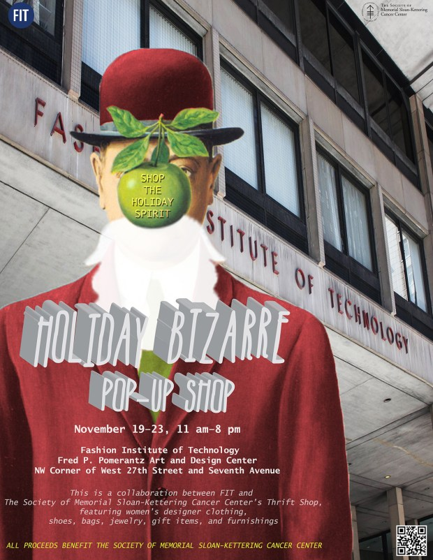 Holiday Bizarre at FIT