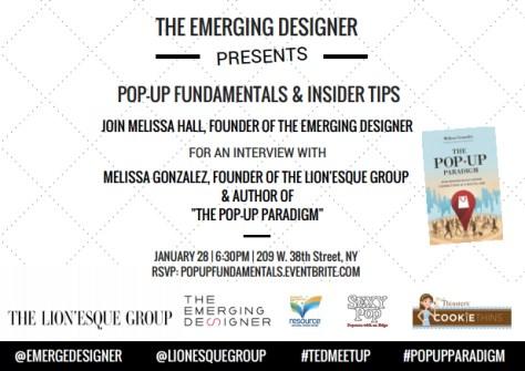 TED Pop-up Shop Meetup