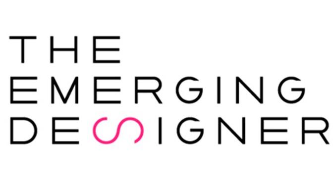 the emerging designer logo