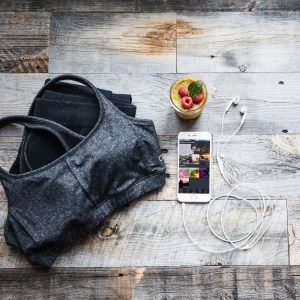 Fit Radio Workout App