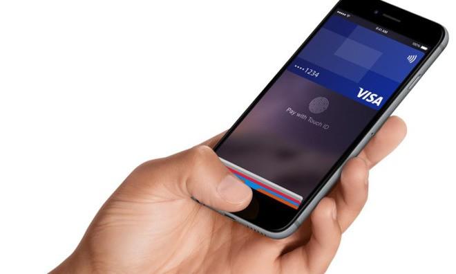 Apple Pay придет на Украину через год