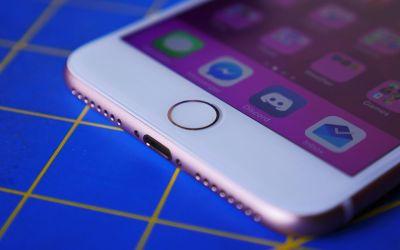 Нетривиальный кейс: Как починить кнопку Home на iPhone 7 и 8