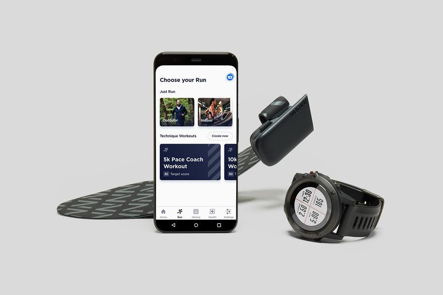 NURVV Run: необходимый гаджет для бегунов (и тех, кто помнит Nike+ iPod)