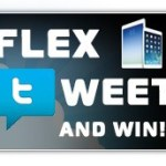 Win an iPad Air in the @FlexOffers FLEX TWEET AND WIN Contest!