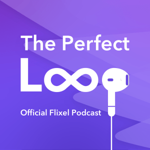 Flixel Podcast Perfect Loop Cinemagraph Icon